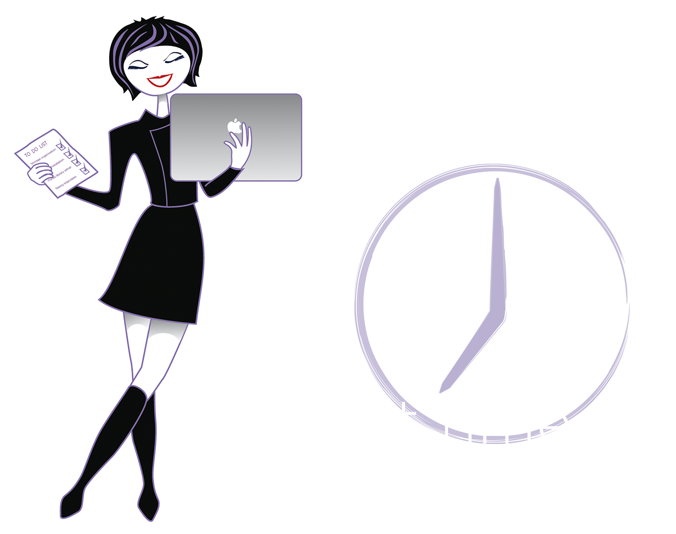 Carol Parry - Lifestyle PA - Put time on your side...